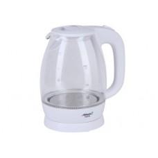 ATLANTA Чайник ATH-2465 дисковый (стекло) белый