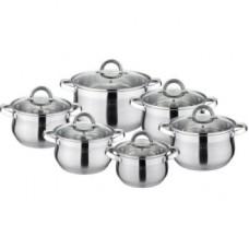 RAINSTAHL Набор посуды RS/CW 1217-12
