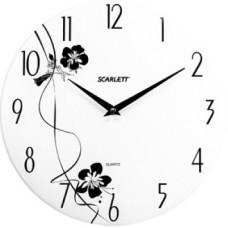 SCARLETT Часы настенные SC-25 F