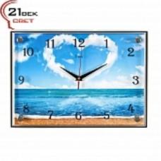 21 Век Часы настенные 3535-107
