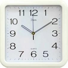 21 Век Часы настенные 7667 белые