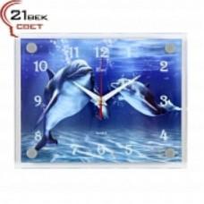 21 Век Часы настенные 2026-888