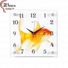 21 Век Часы настенные 2525-389