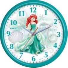 SCARLETT Часы настенные SC-WCD01P