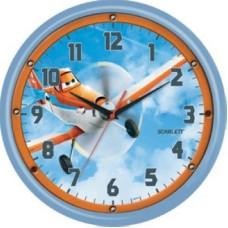 SCARLETT Часы настенные SC-WCD05PL