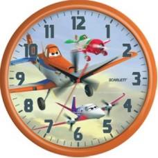 SCARLETT Часы настенные SC-WCD06PL