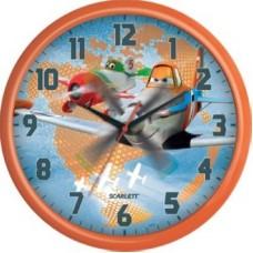 SCARLETT Часы настенные SC-WCD12PL