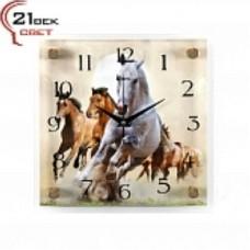 21 Век Часы настенные 2525-488