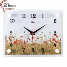 21 Век Часы настенные 2026-1017
