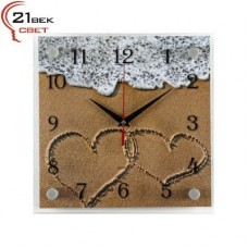 21 Век Часы настенные 2525-1008