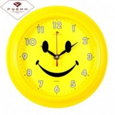 РУБИН Часы настенные 2121-148 (21см) круглые