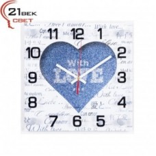 21 Век Часы настенные 2525-1233