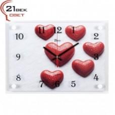 21 Век Часы настенные 2535-160