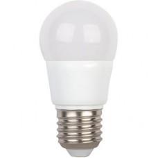 Ecola globe   LED  5,4W G45  220V E27 4000K шар (композит) 89x45 K7GV54ELC