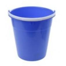Ведро 12л евро пищевое (синий цвет)