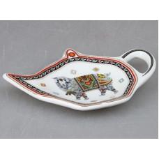 ROSENBERG Блюдце для чайных пакетиков R-8223