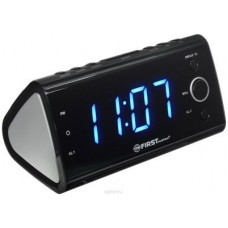 FIRST Радиочасы FA-2419-3 Black