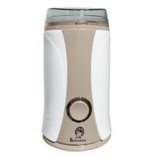 ВАСИЛИСА Кофемолка K1-160 белый с бежевый