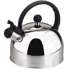 BEKKER Чайник мет. BK-S340 (2,5л) со свистком
