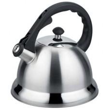 BEKKER Чайник мет. BK-S351 (3.2 L) со свистком