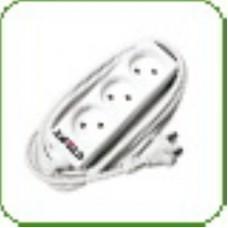 СТАРТ Удлинитель S 3х3-ZDV с выключателем