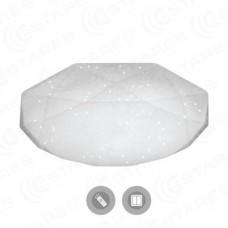 Светильник потолочный  управляемый Diamond 25W 300мм эффект Звездное небо