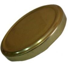 Крышка винтовая 82 лит г.Елабуга золото (10 шт.)